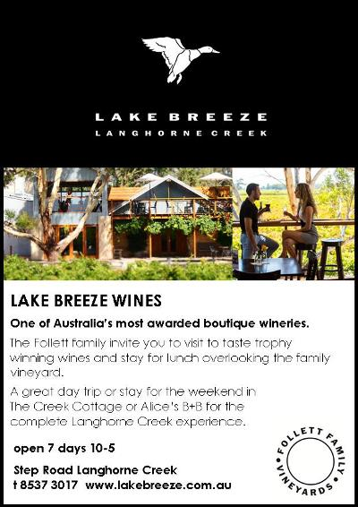 Lake Breeze for website official rahs 2015